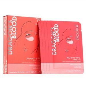 Dragon's Blood Eye Masks